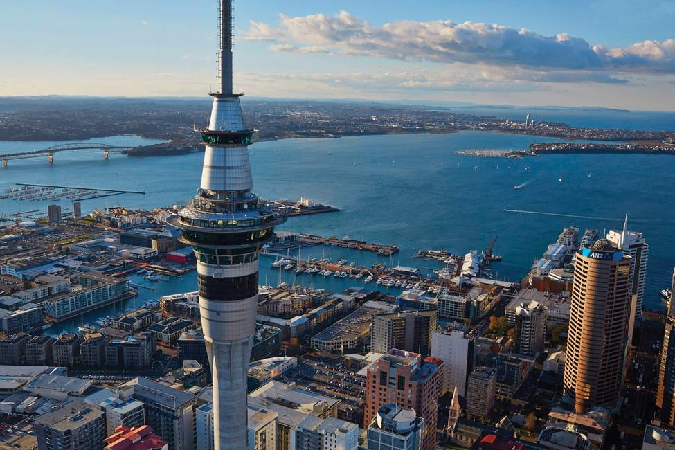 Sky Tower Evacuation